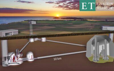 Einstein Telescope included in ESFRI Roadmap 2021